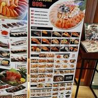 เมนู Honmono Sushi เซ็นทรัล พระราม 9