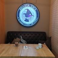บรรยากาศ Annista Cafe