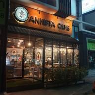 หน้าร้าน Annista Cafe