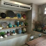 บรรยากาศ Pun Eatery and Pottery