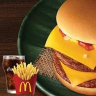 เมนูของร้าน McDonald's เทสโก้ รามอินทรา (ไดร์ฟทรู) - RELOCATED