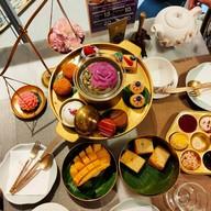 เมนูของร้าน Divana Signature Cafe centralwOrld