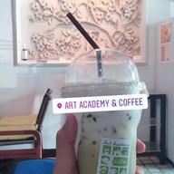 เมนูของร้าน Art Academy & Coffee
