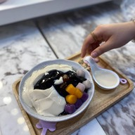 เมนูของร้าน Mr.Q Taiwanese Dessert