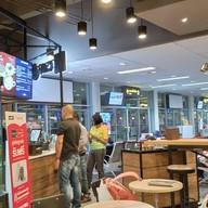 หน้าร้าน Caffe Ritazza สนามบินหาดใหญ่
