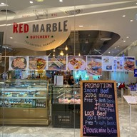 Red Marble Butchery The Crystal