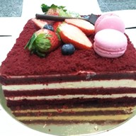Bake a wish Japanese Homemade Cake สยามพารากอน