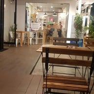 บรรยากาศ Three Faces Pizza & Koffeebar