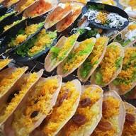 เมนูของร้าน ปัณณธร ขนมเบื้องไทย