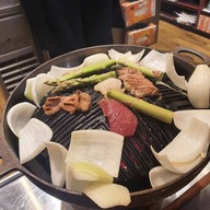 เมนูของร้าน Sapporo Genghis Kan Main Shop
