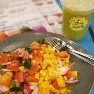 เมนูของร้าน Aera Juice