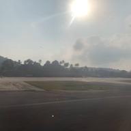 บรรยากาศ สนามบินสมุย