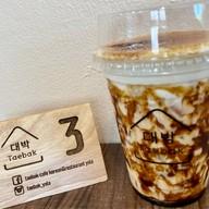 เมนูของร้าน Taebak Cafe Korean&restaurant