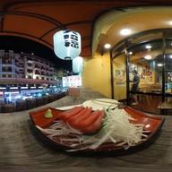 เมนูของร้าน Nippon ichiban ถนนข้าวสาร