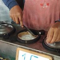 เมนูของร้าน ขนมถังทอง ตลาดกองบิน
