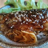 เมนูของร้าน บ้านแซลมอน Japanese Restaurant