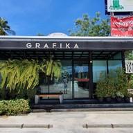หน้าร้าน Grafika Specialty Coffee