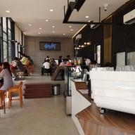 บรรยากาศ Gravity Coffee Space มหาวิทยาลัยขอนแก่น