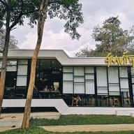 หน้าร้าน Gravity Coffee Space มหาวิทยาลัยขอนแก่น