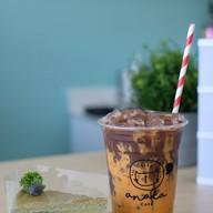เมนูของร้าน anata cafe - アナタ