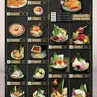 เมนู What The Fish Izakaya & Bar