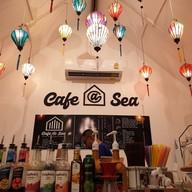 เมนูของร้าน Cafe@sea หาดสอ