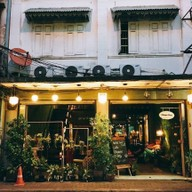 Hor-Nok-Hook Cafe' ข้างสถานีรถไฟหัวลำโพง