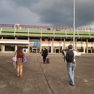 บรรยากาศ ท่ากาศยานระนอง Ranong Airport