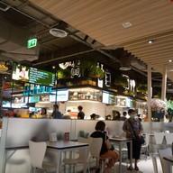 บรรยากาศ The Mall Bangkapi Food Hall The Mall บางกะปิ
