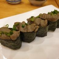 เมนูของร้าน Okami Sushi Japanese Restaurant พหลโยธิน 43 (พรคคภูมิใจไทย)