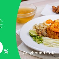 Greyhound café Central Plaza Pinklao