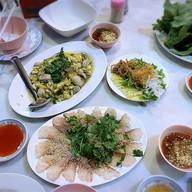 เมนูของร้าน ตั้งจั๊วหลี หัวปลาร้านเก่า