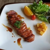 เมนูของร้าน Honey Scene Steak & Bar The Scenery Resort & Farm