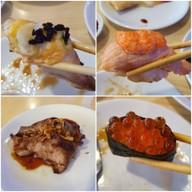 เมนูของร้าน Daiichi Japanese Restaurant Emerald Hotel