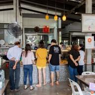 บรรยากาศ ขนมจีนเมืองคอน