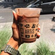 เมนูของร้าน Artis Coffee Bangkok สำนักงานใหญ่