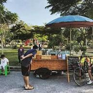 บรรยากาศ Vagabond Coffee Stand -