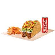 เมนูของร้าน Taco Bell เซ็นทรัลปิ่นเกล้า