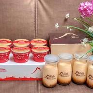 เมนูของร้าน Milch Siam Paragon
