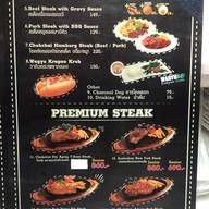 เมนู Steakburger by Farm Chokchai เซ็นทรัลลาดพร้าว