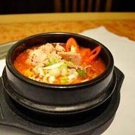 Chamchi Kimchi Jigae ซุปกิมจิใส่ทูน่า