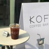 เมนูของร้าน KOF Thonglor