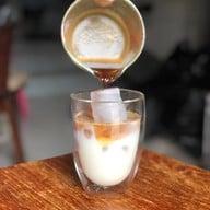 เมนูของร้าน chotto coffee