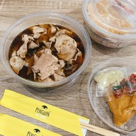 เมนูของร้าน Penguin Eat Shabu สาขาHomepro พระราม9