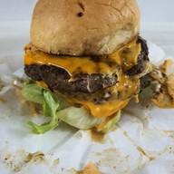 เมนูของร้าน Burger Max Beef ม.เกษตรฯ บางเขน