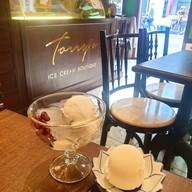 เมนูของร้าน Torry's Ice cream ตลาดใหญ่ ภูเก็ต