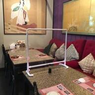 บรรยากาศ Tengoku De Cuisine ท่าศาลา หน้าโรงแรมดาราเทวี