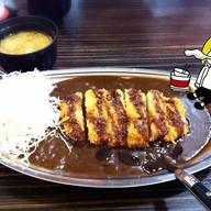 ข้าวแกงกะหรี่หมูทอดโกลด์คัตสึ
