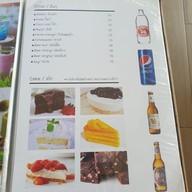 เมนู 25 Monday cafe'