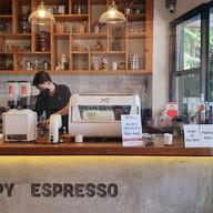 บรรยากาศ Happy Espresso